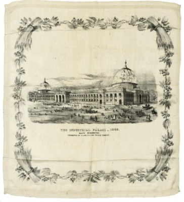 THE INDUSTRIAL PALACE 1862, SO