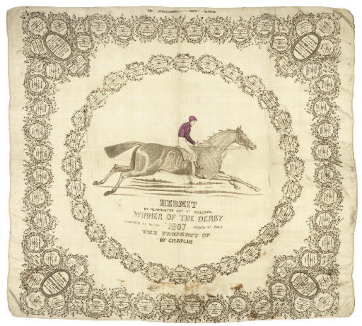 HERMIT, DERBY WINNER 1867