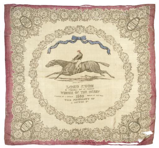 LORD LYON 1866 DERBY WINNER