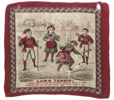 LAWN TENNIS 1870