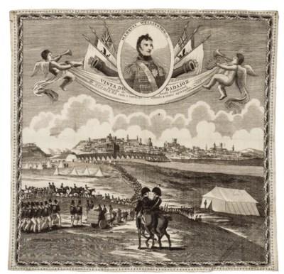 VISTA DE BADAJOZ, MARQUIS OF W