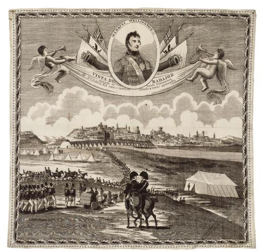 VISTA DE BADAJOZ, MARQUIS OF WELLINGTON, 1812