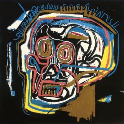 After Jean Michel Basquiat (19