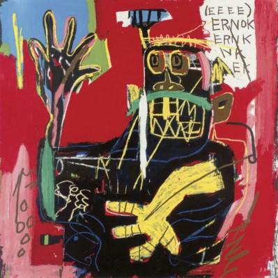 After Jean-Michel Basquiat (19