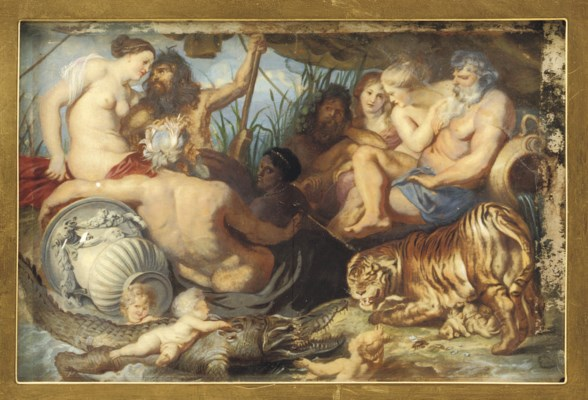 After Sir Peter Rubens, Late 1