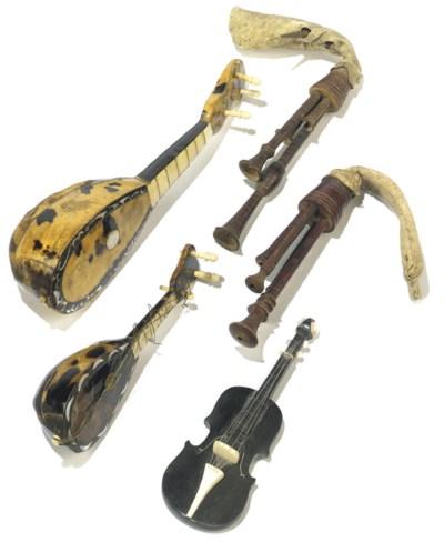A group of Neapolitan musical