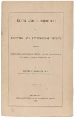 BIGELOW, Henry Jacob (1818-189