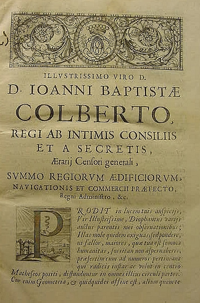 FERMAT, Pierre de (1601-1665)