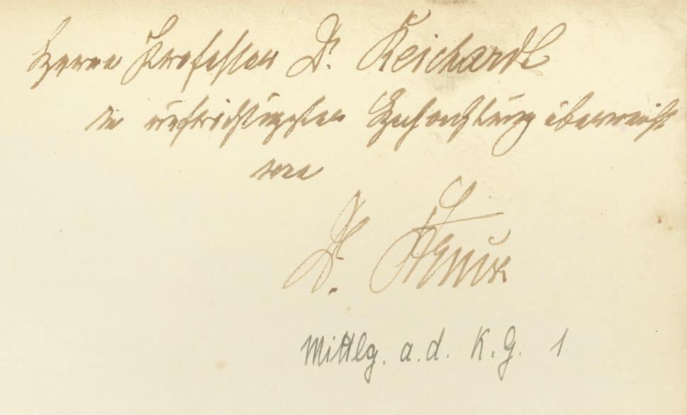 KOCH, Heinrich Hermann Robert