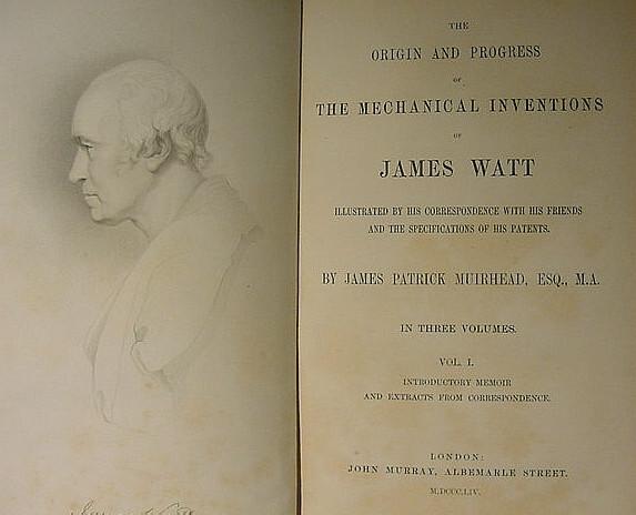 MUIRHEAD, James Patrick (1813-