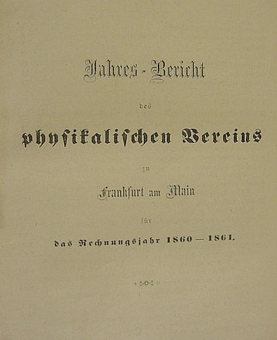 REIS, Philipp (1837-74).