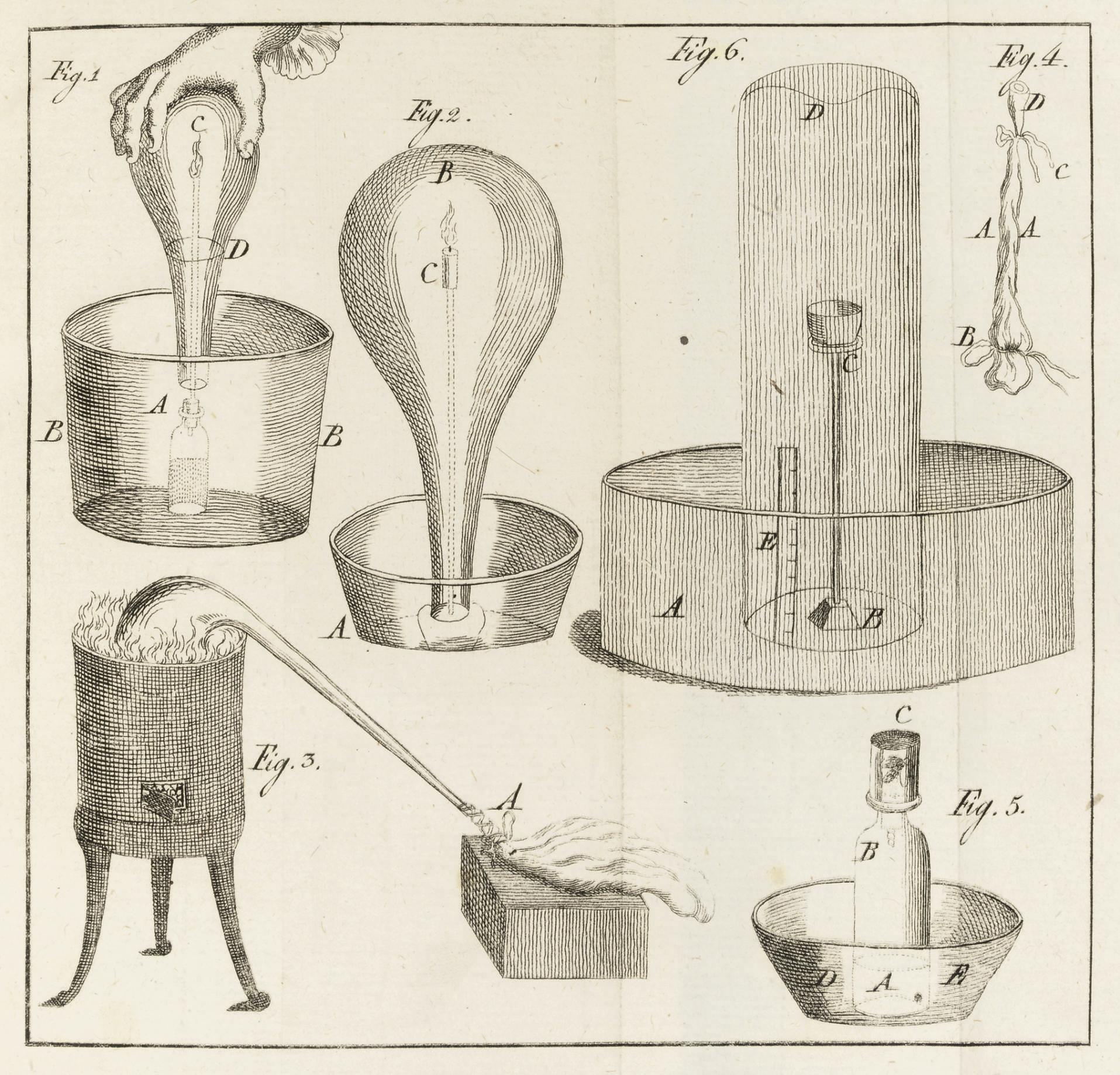 SCHEELE, Carl Wilhelm (1742-86