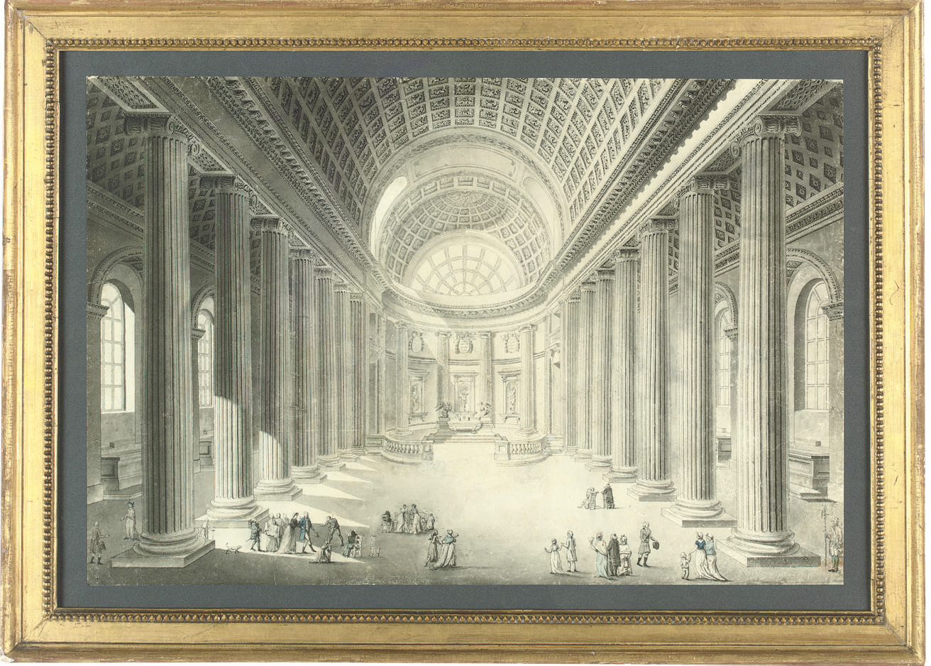 ATTRIBUTED TO JEAN-FRANÇOIS-TH