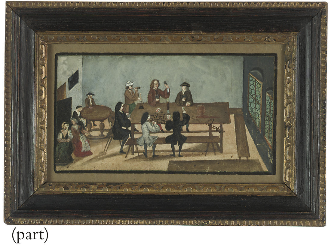 Dutch School, late 17th Centur
