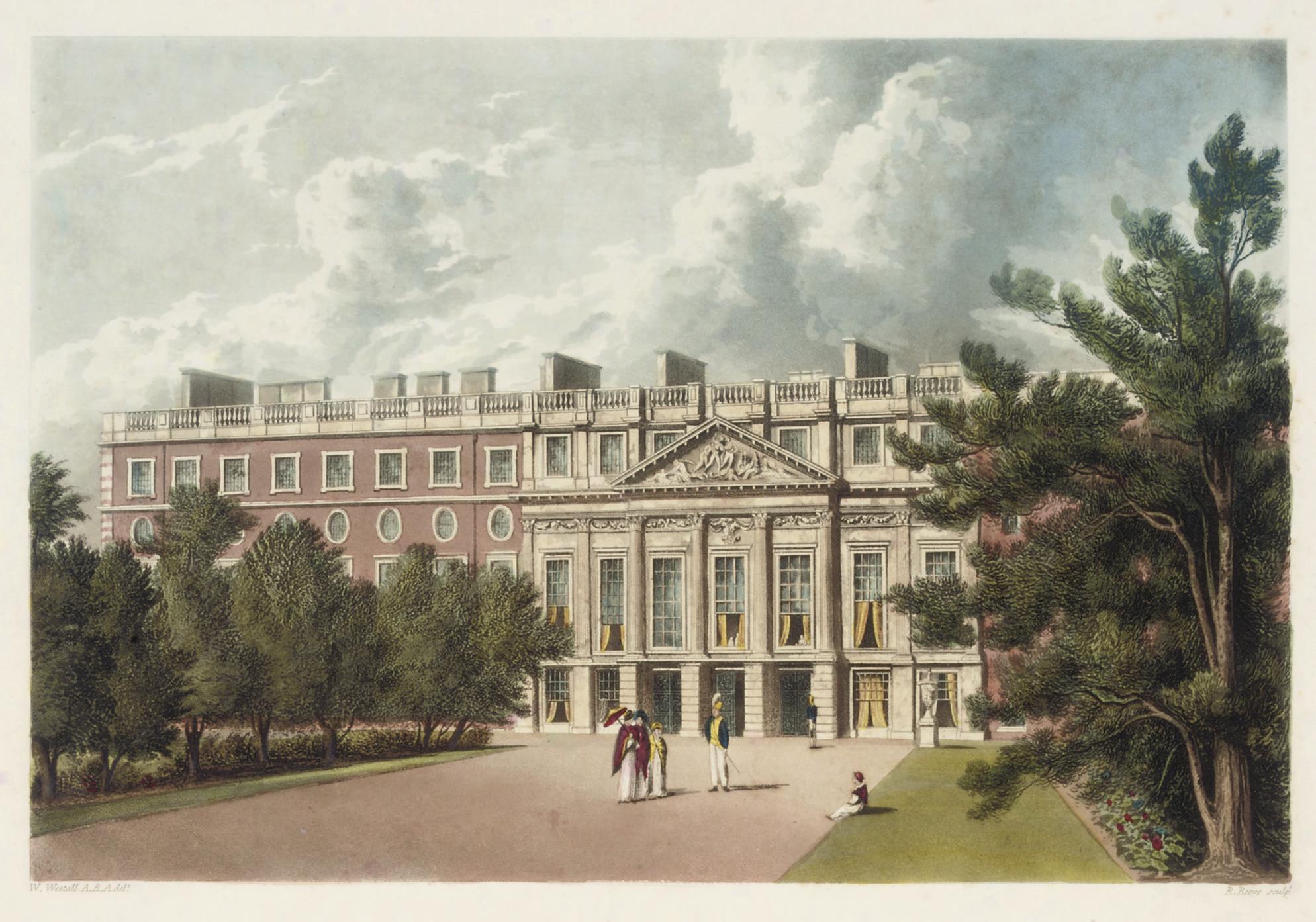 PYNE, William Henry (1769-1843