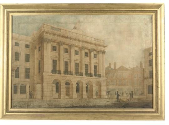 ROBERT ABRAHAM (BRITISH, 1774-