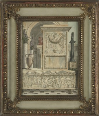 CHARLES PERCIER (FRENCH, 1764-