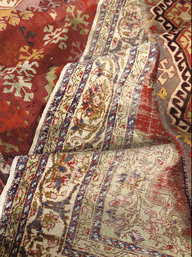 A TURKISH KILIM