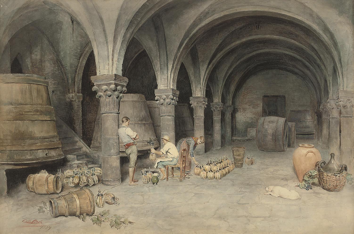 Carlo Ouse (Italian, circa 188
