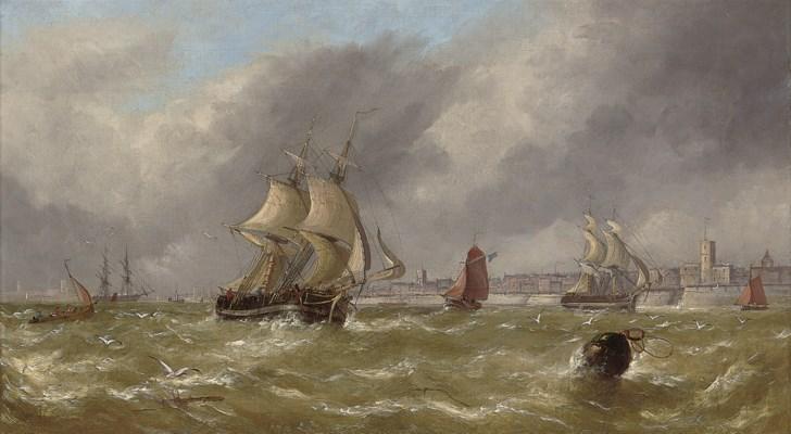 William Adolphus Knell (c.1808