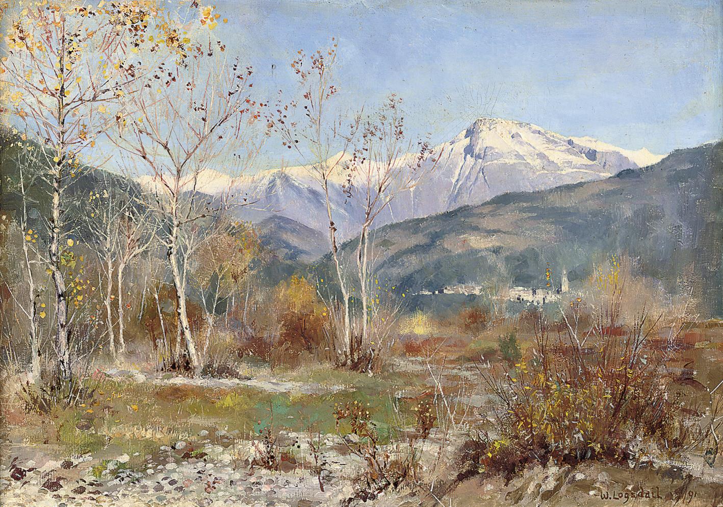 William Logsdail (1815-1944)