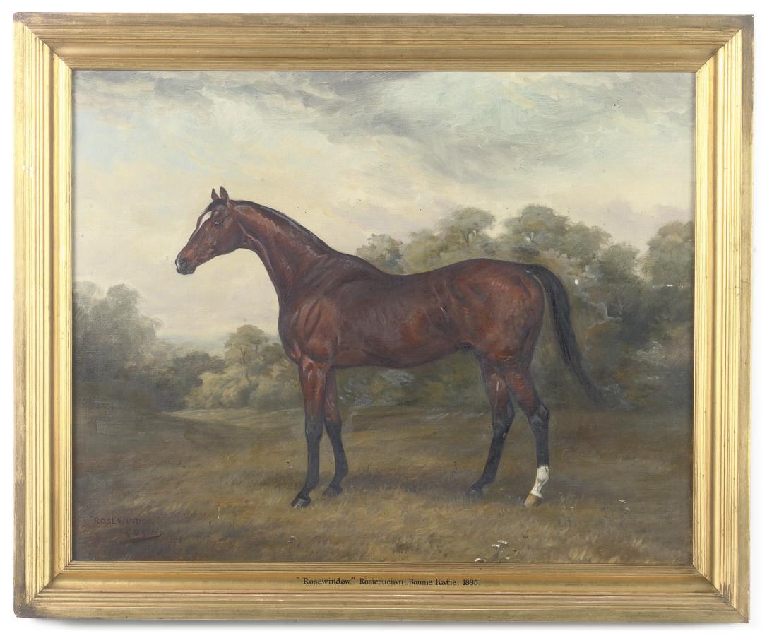 GEOFFREY DOUGLAS GILES (BRITISH, 1857-1923)