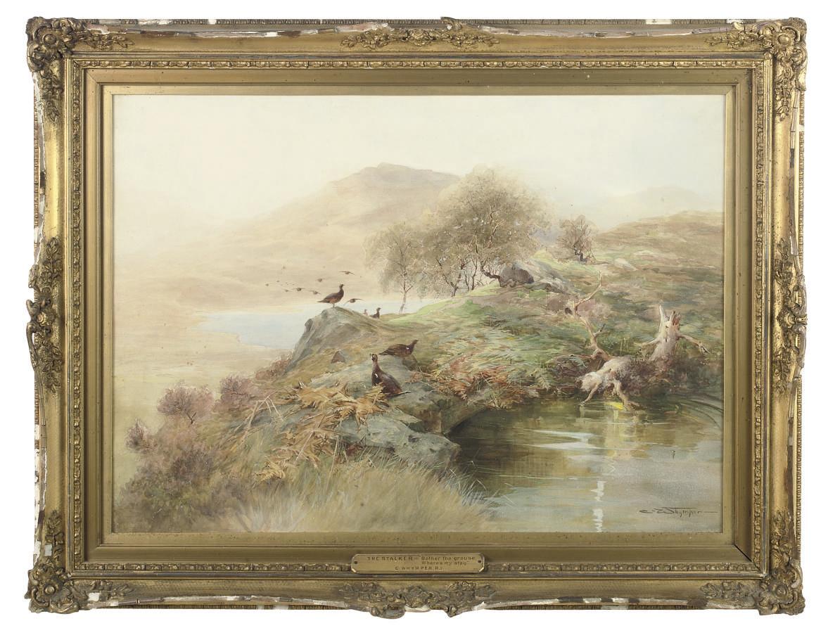 CHARLES WHYMPER (BRITISH, 1853-1941)