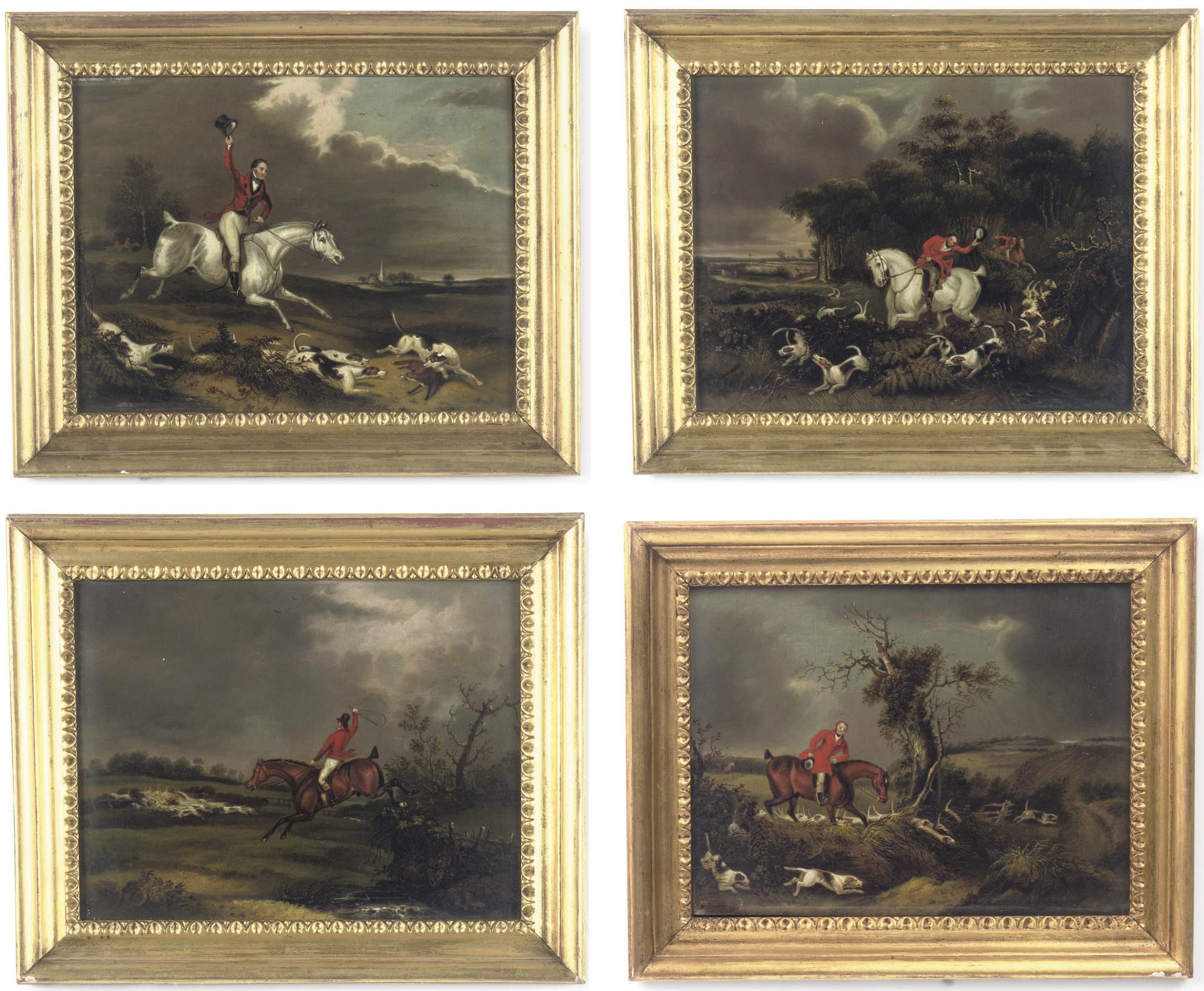 SAMUEL RAVEN (BRITISH, 1775-1847), AFTER F.C.TURNER