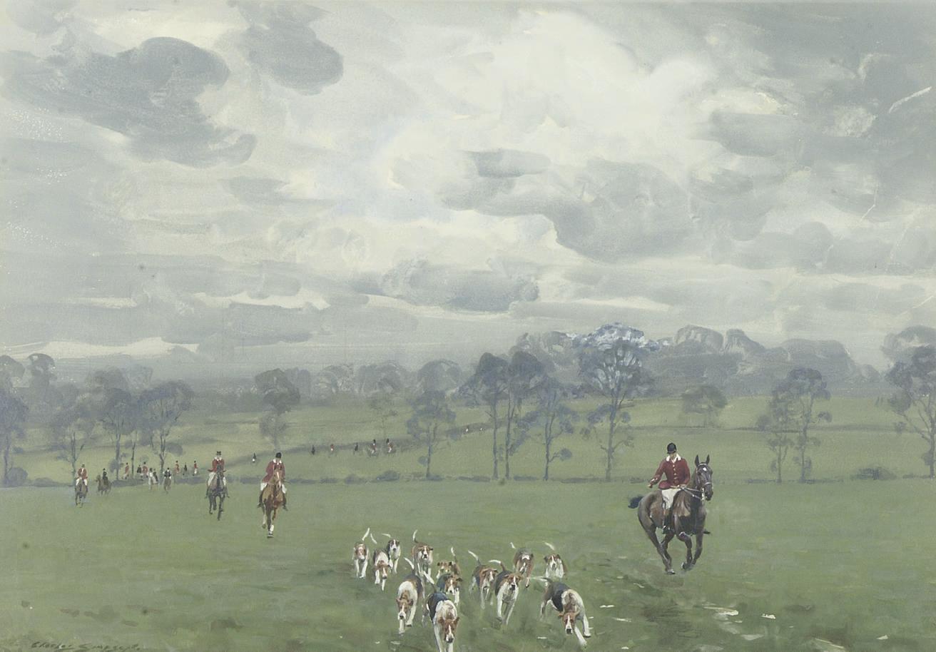 CHARLES WALTER SIMPSON, R.I. (BRITISH, 1885-1971)