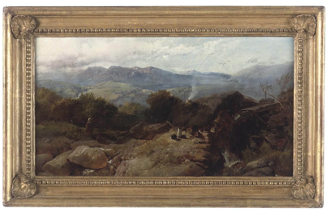 HENRY BRIGHT (BRITISH, 1810-1873)