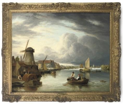 JOHN BERNEY CROME (BRITISH, 17