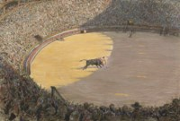 The bull fight