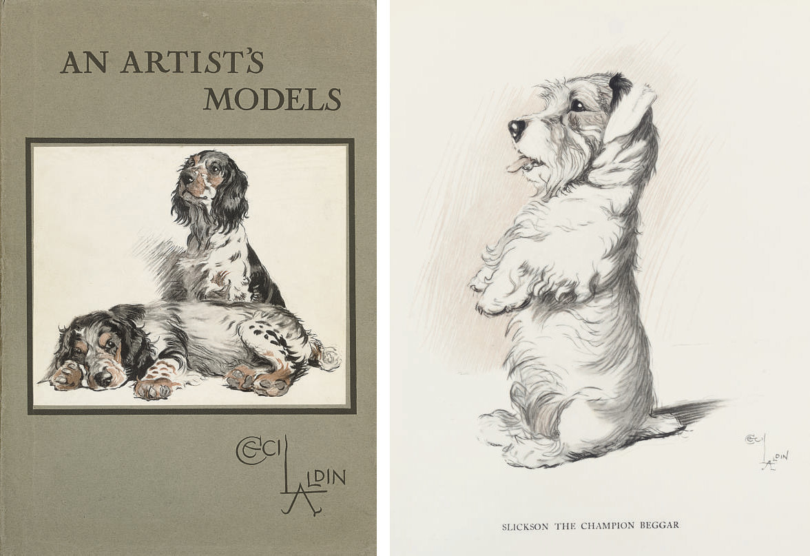 An Artist's Models. London: H.