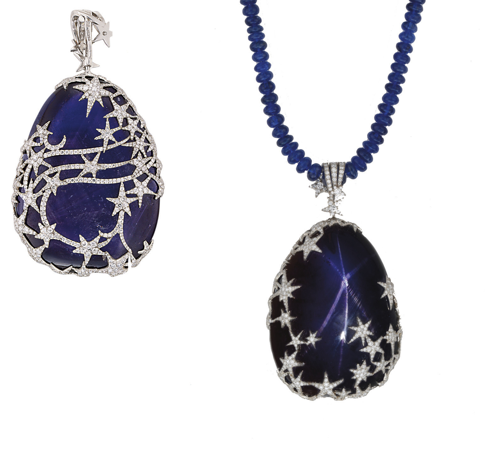 blue redesign custom jewelry blog after remount heirloom star before blogs and zemans banda sapphire rebecca