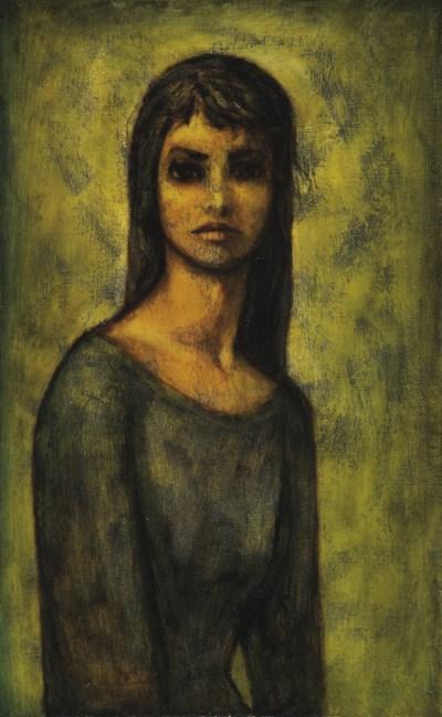 LOUAY KAYYALI (SYRIAN, 1934-19
