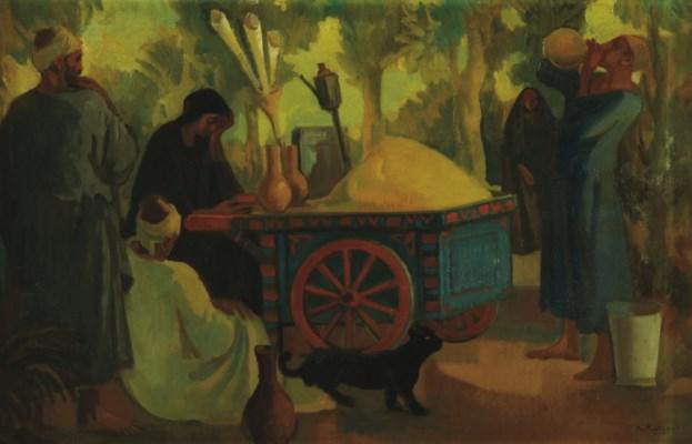 Kamel Moustafa (Egyptian, 1917