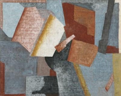 Adam Henein (Egyptian, b.1929)