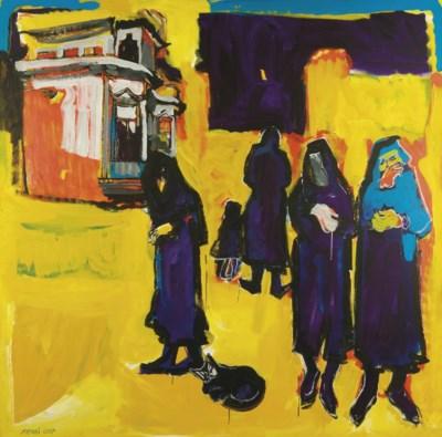 Asaad Arabi (Syrian, b. 1951)