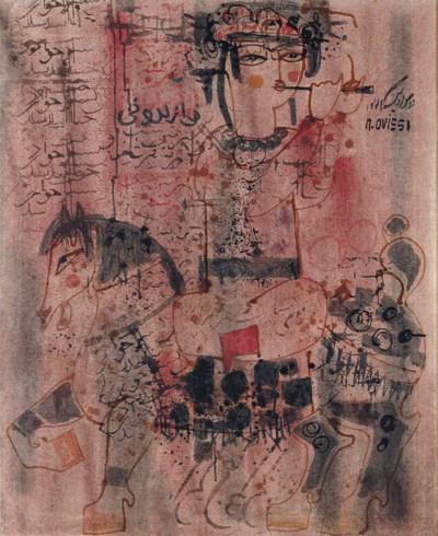 NASSER OVISSI (Iranian, b. 193