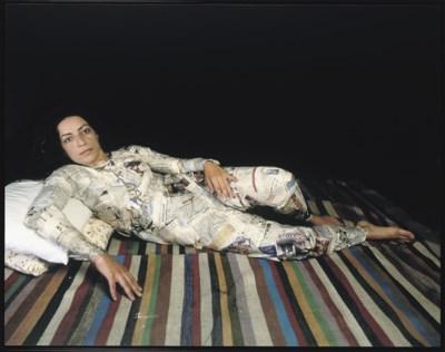 Raeda Saadeh (Palestinian, b.