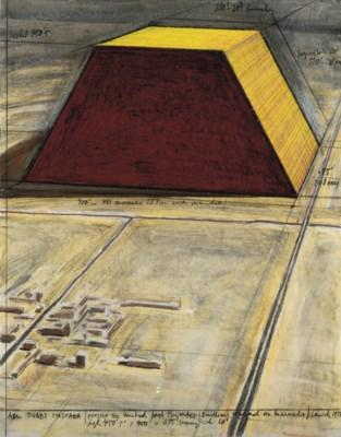 Christo (American, b. 1935)