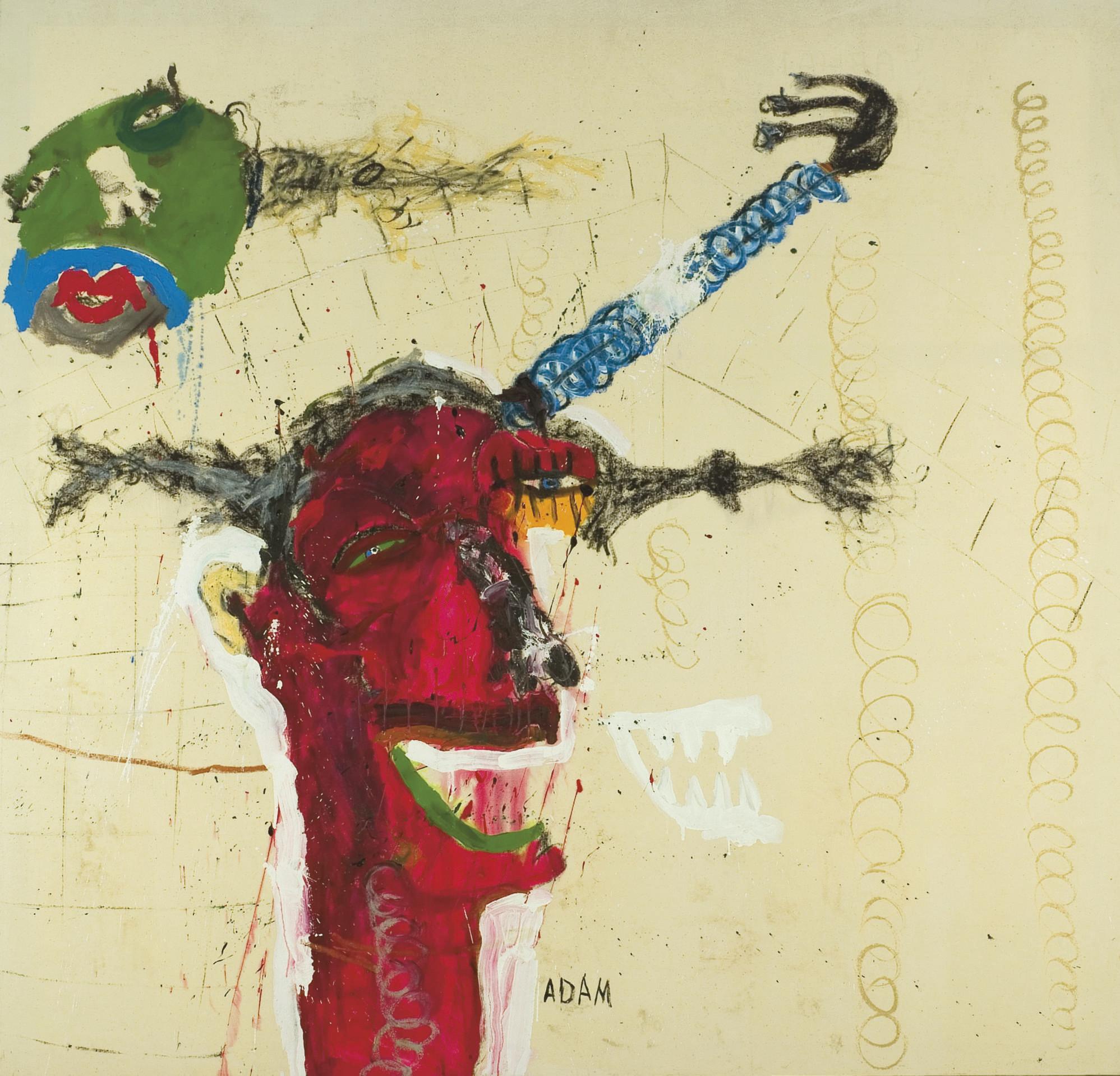 Sabhan Adam (Syrian, b.1972)