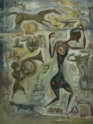 Hamed Nada (Egyptian, 1924-199
