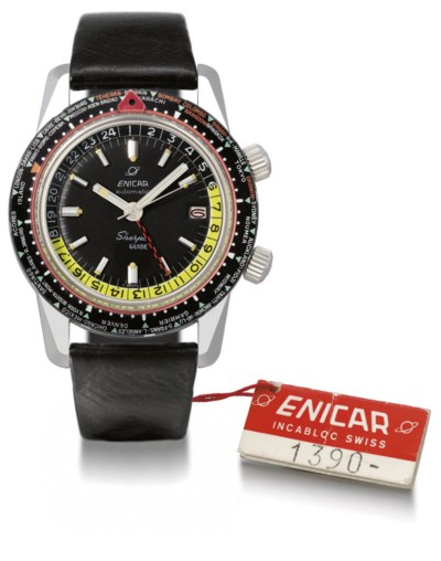 Enicar. A large and unusual st