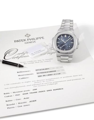 Patek Philippe. A fine, rare a