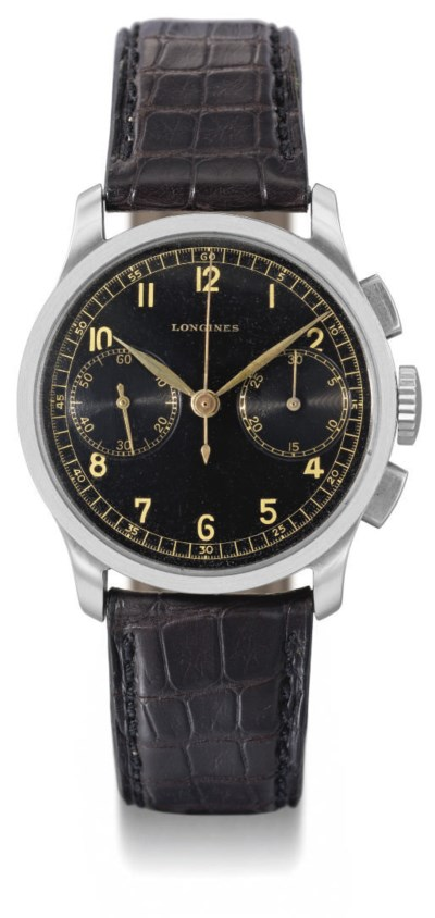 Longines. An attractive stainl
