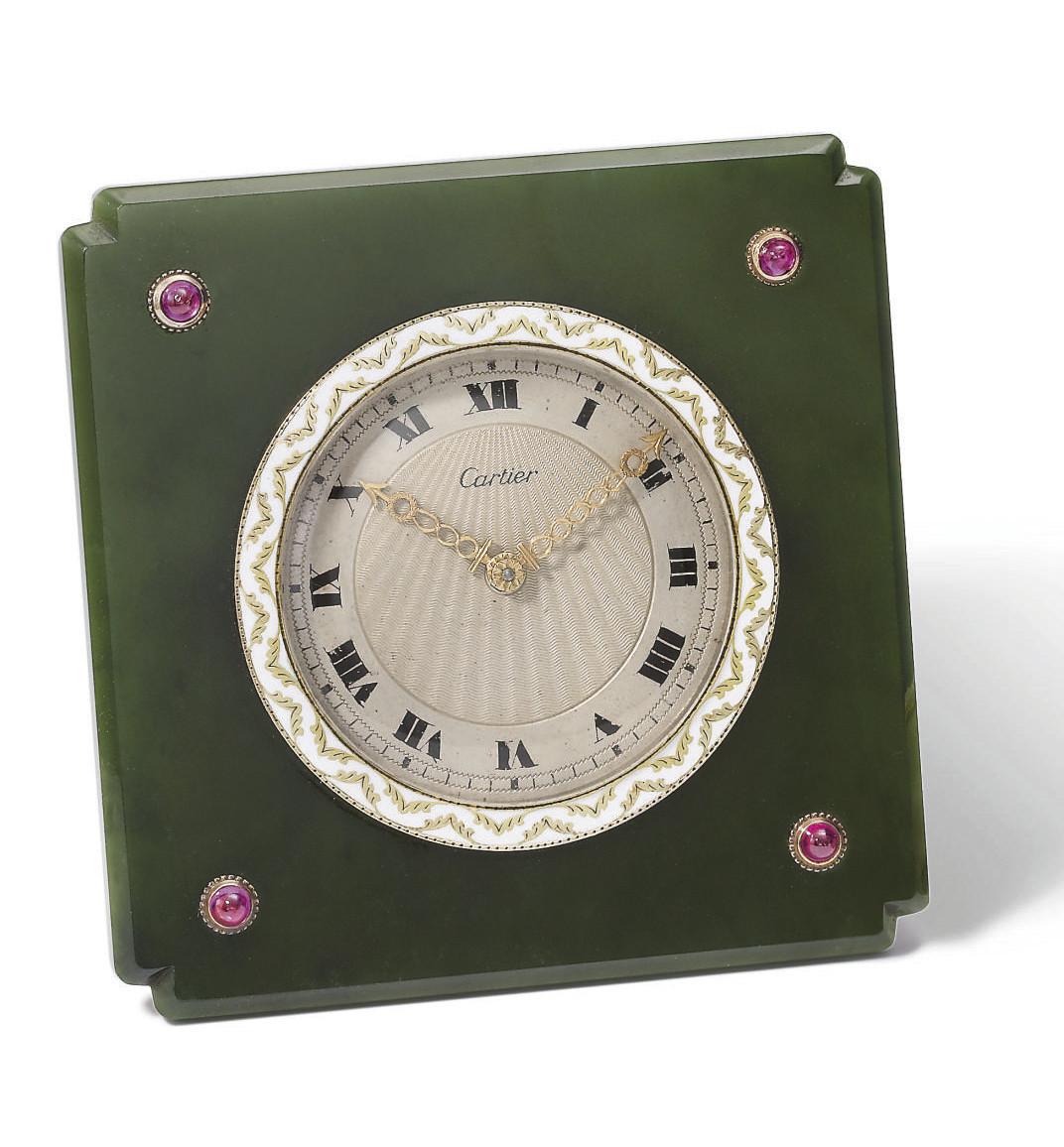 Cartier. A very fine 18K gold,
