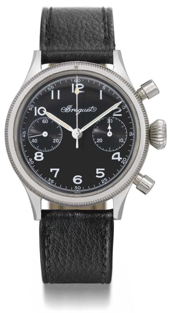 Breguet. A fine and rare stain