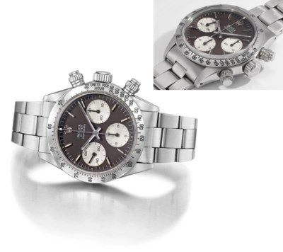 Rolex. A fine and very attract