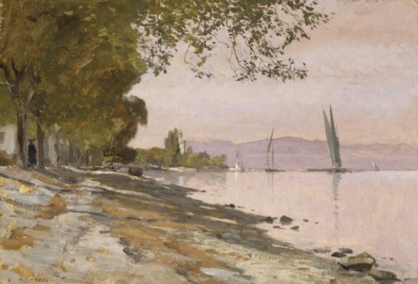 FRANOIS BOCION (1828-1890)